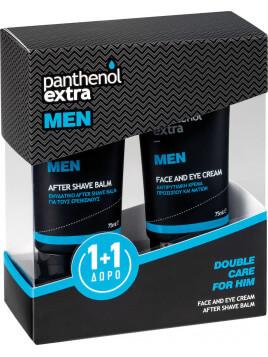 Medisei Panthenol Extra Men Face & Eye Cream & After Shave Balm