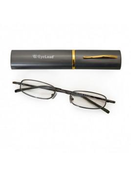 Vitorgan EyeLead Pocket Γυαλιά Πρεσβυωπίας Τσέπης Χρώματος Γκρι  Bαθμός 2.00 1τμχ
