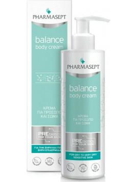 Pharmasept Balance Body Cream 250ml
