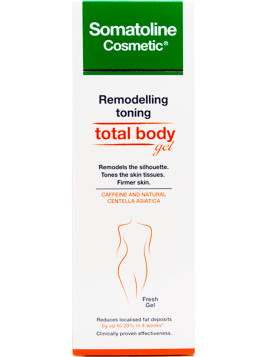 Somatoline Cosmetic Total Body Gel Remodelling & Toning 250ml