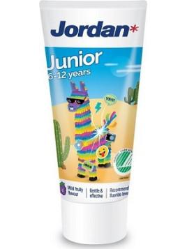 Jordan Οδοντόκρεμα Junior 6-12 Ετών Αλογάκι 50ml