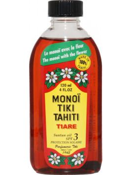 Tiki Tahiti Monoi Tiare SPF3 120ml