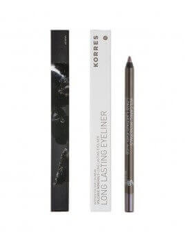 Korres Pencil Long-Lasting Black Volcanic Minerals Metallic 03 Brown 1.2g
