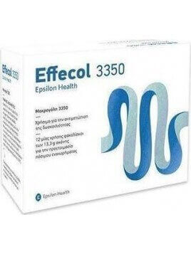 Epsilon Health Effecol 3350 12 φακελίσκοι