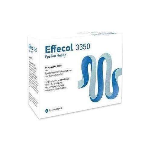Epsilon Health Effecol 3350 12 φακελίσκοι