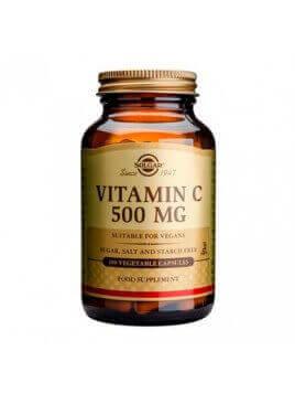 Solgar Vitamin C 500mg 100 tabs