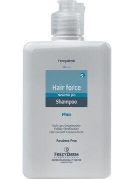 Frezyderm Hair Force Shampoo Men 200ml