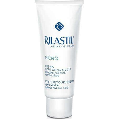 Rilastil Micro Eye Contour Cream 15ml