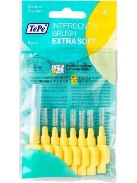 TePe fine 0.7mm Κίτρινο 8τμχ