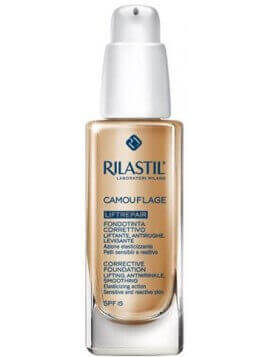 Rilastil Corrective Foundation Liftrepair Modulable Coverage SPF15 10 Porcelain 30ml