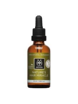 Apivita Nature's Hair Miracle Oil με Πρόπολη & 5 Αιθέρια Έλαια 50ml