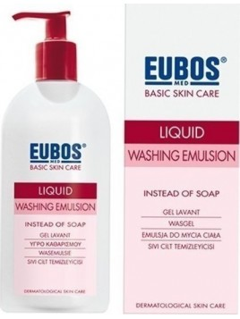 Eubos Red Liquid Washing Emulsion 400ml