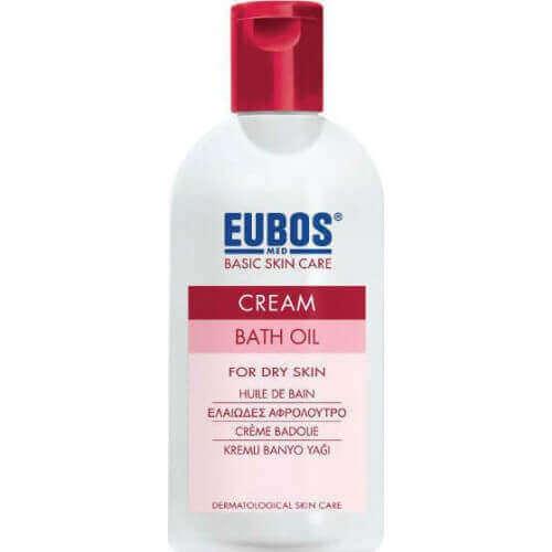 Eubos Red Cream Bath Oil 200ml